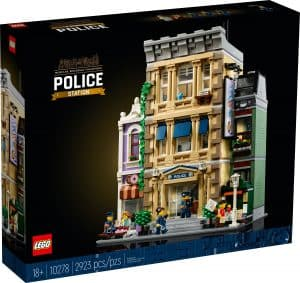 LEGO 10278 Polizeistation