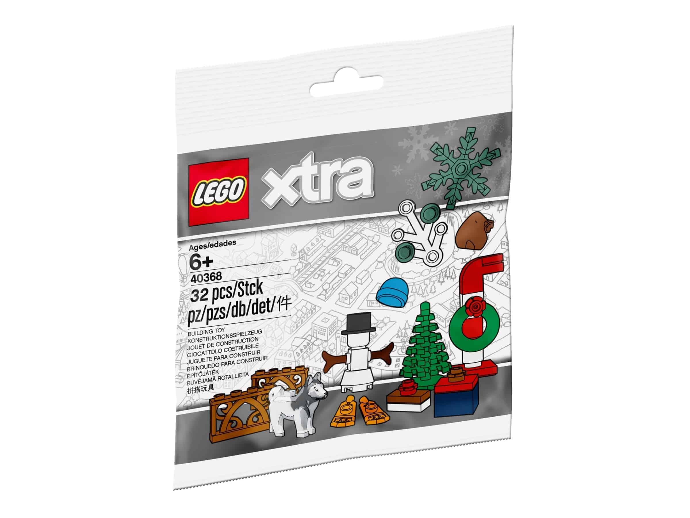 lego 40368 xtra weihnachtszubehoer