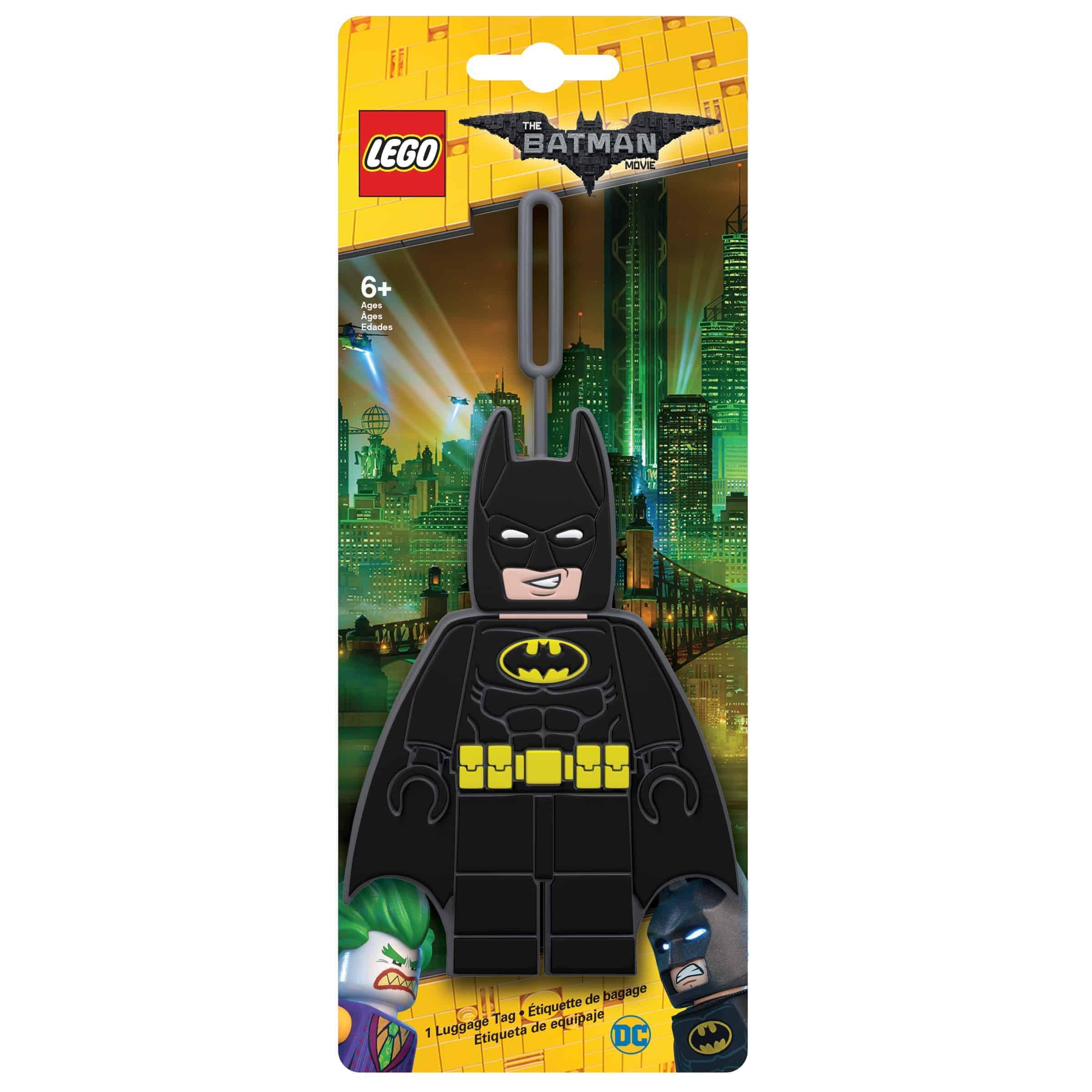 lego 5005273 batman movie gepaeckanhaenger
