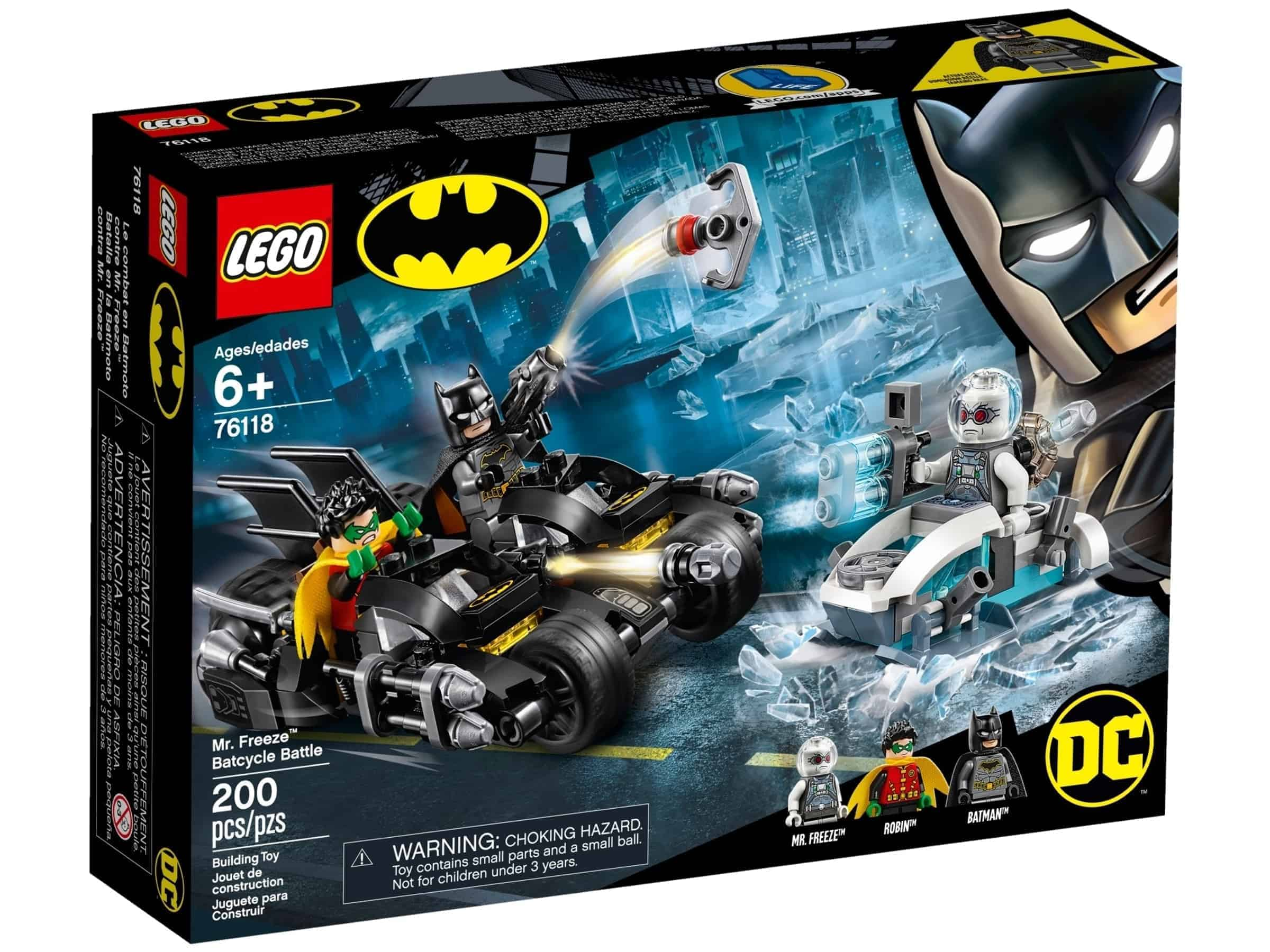 lego 76118 batcycle duell mit mr freeze