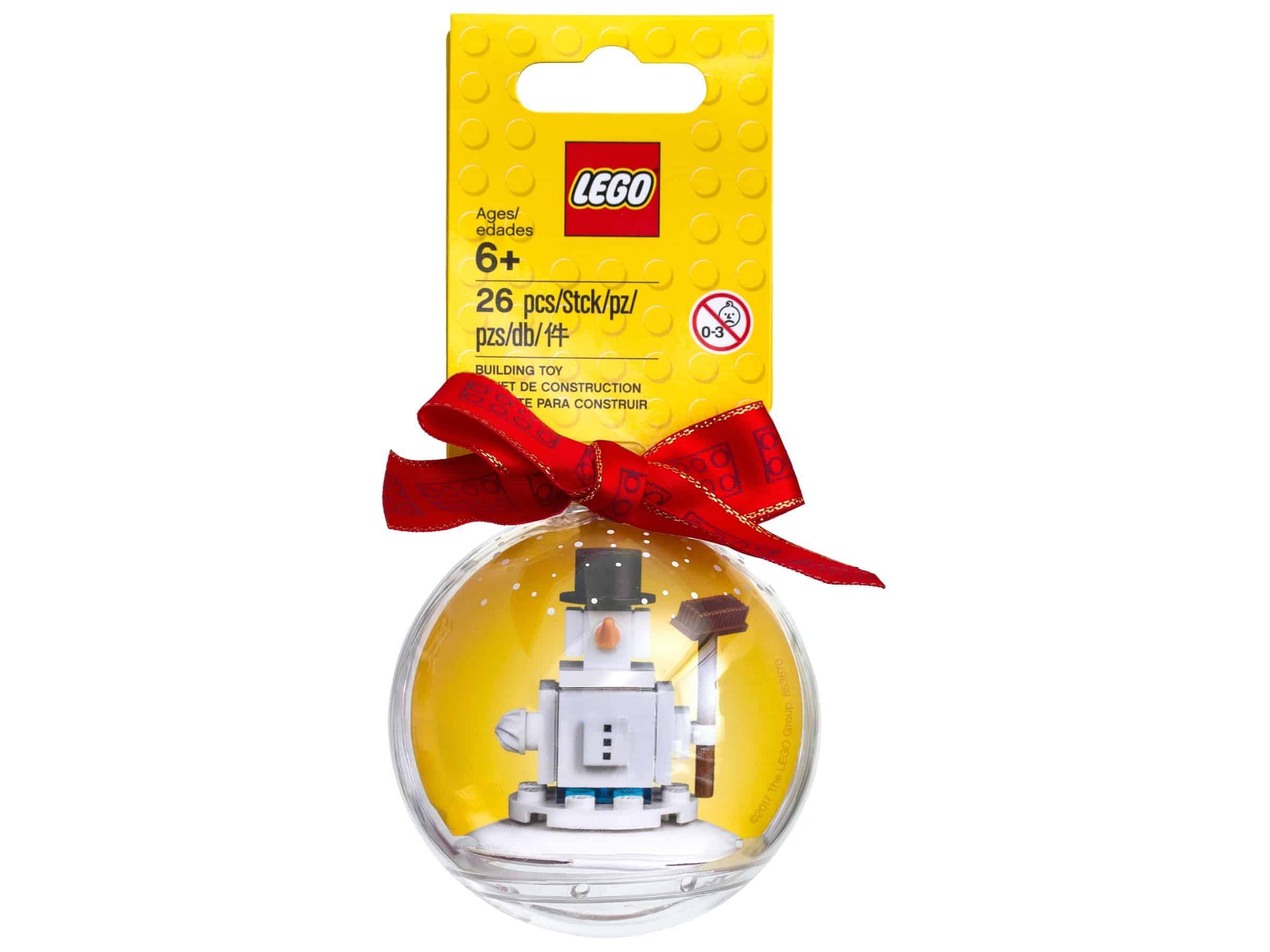 lego 853670 iconic weihnachtsbaum schneemann