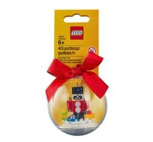 lego 853907 spielzeugsoldat weihnachtsbaumschmuck