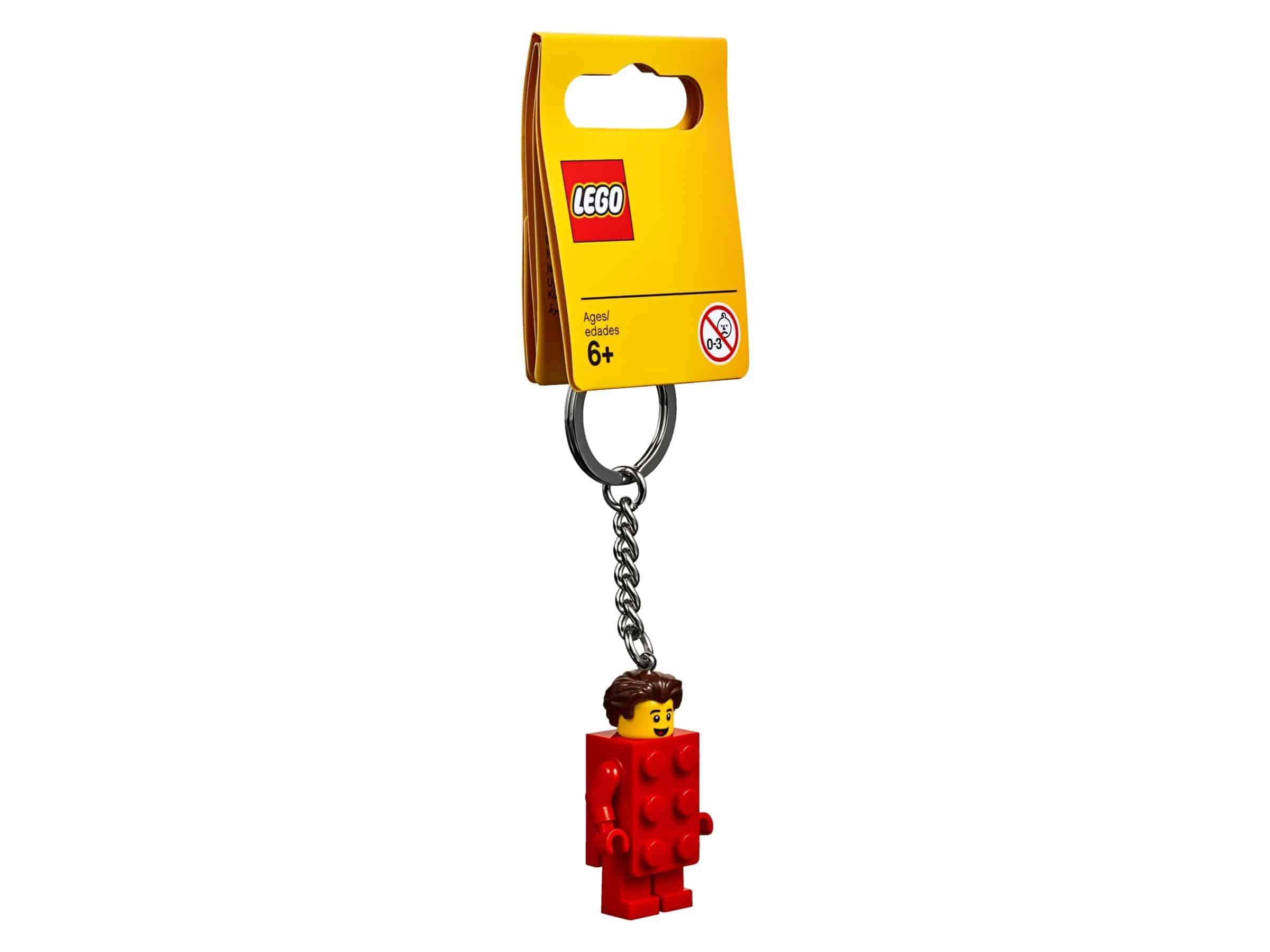 mann im anzug aus lego 853903 steinen schluesselanhaenger