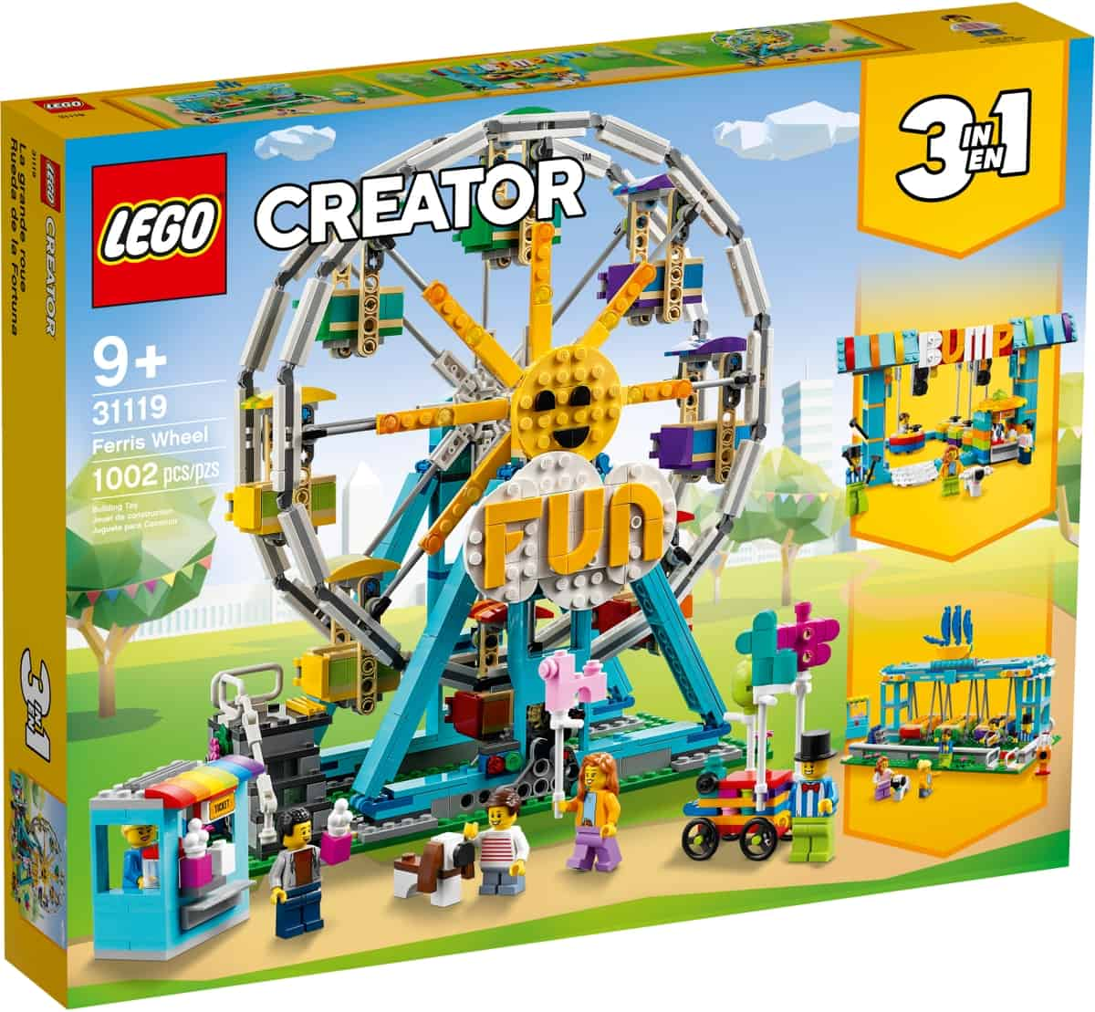 LEGO 31119 Riesenrad - 20210517