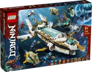 LEGO 71756 Hydro Bounty - 20210502