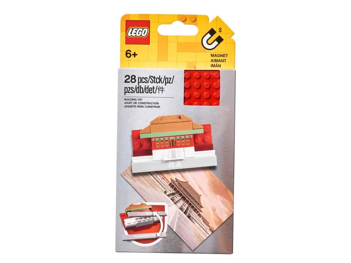 lego 854088 magnetmodell der verbotenen stadt