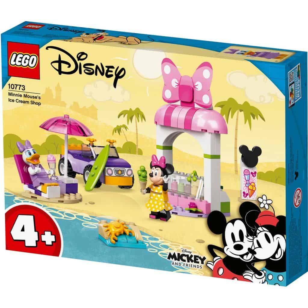 LEGO 10773 Minnie Mouse\'s Ice Cream Shop - 20210502