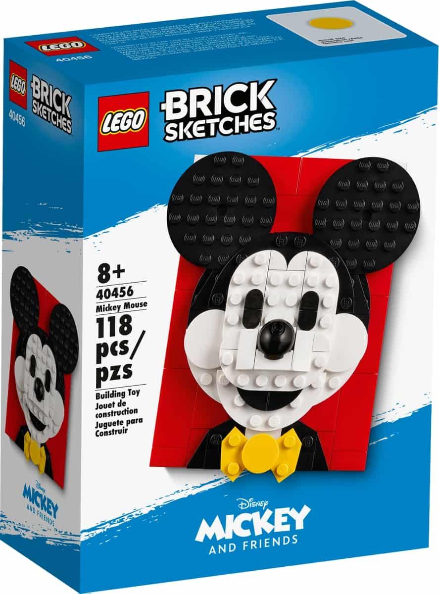 lego 40456 micky maus