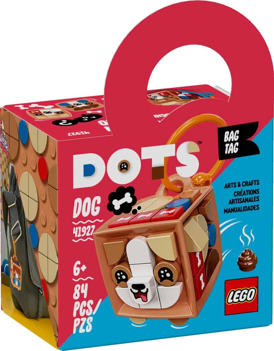 lego 41927 taschenanhanger hund
