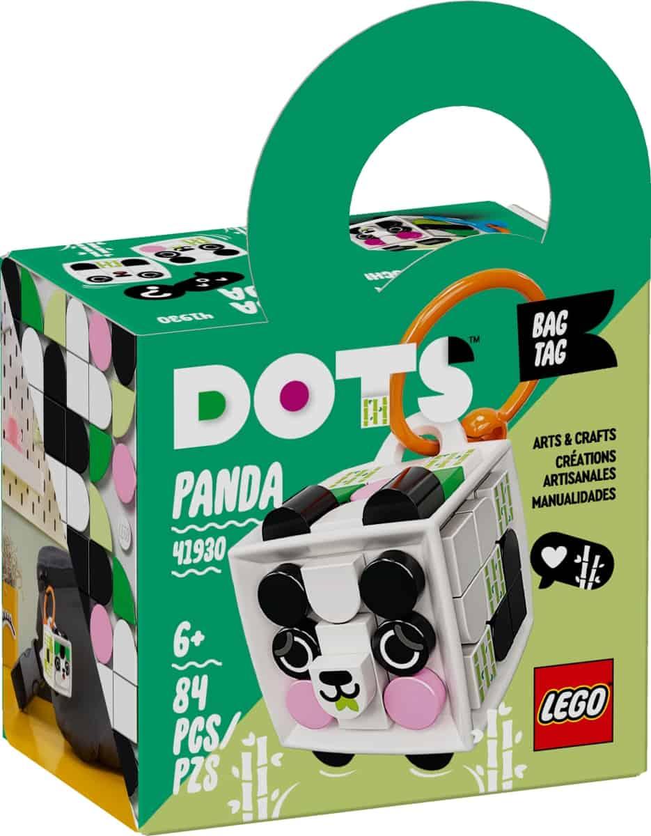 lego 41930 taschenanhanger panda