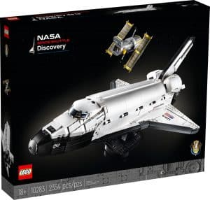 lego 10283 nasa spaceshuttle discovery