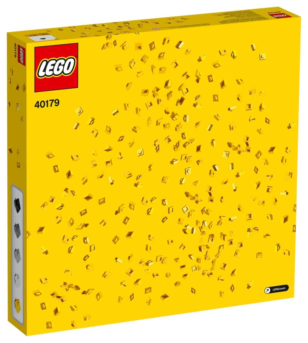 lego 40179 mosaik designer