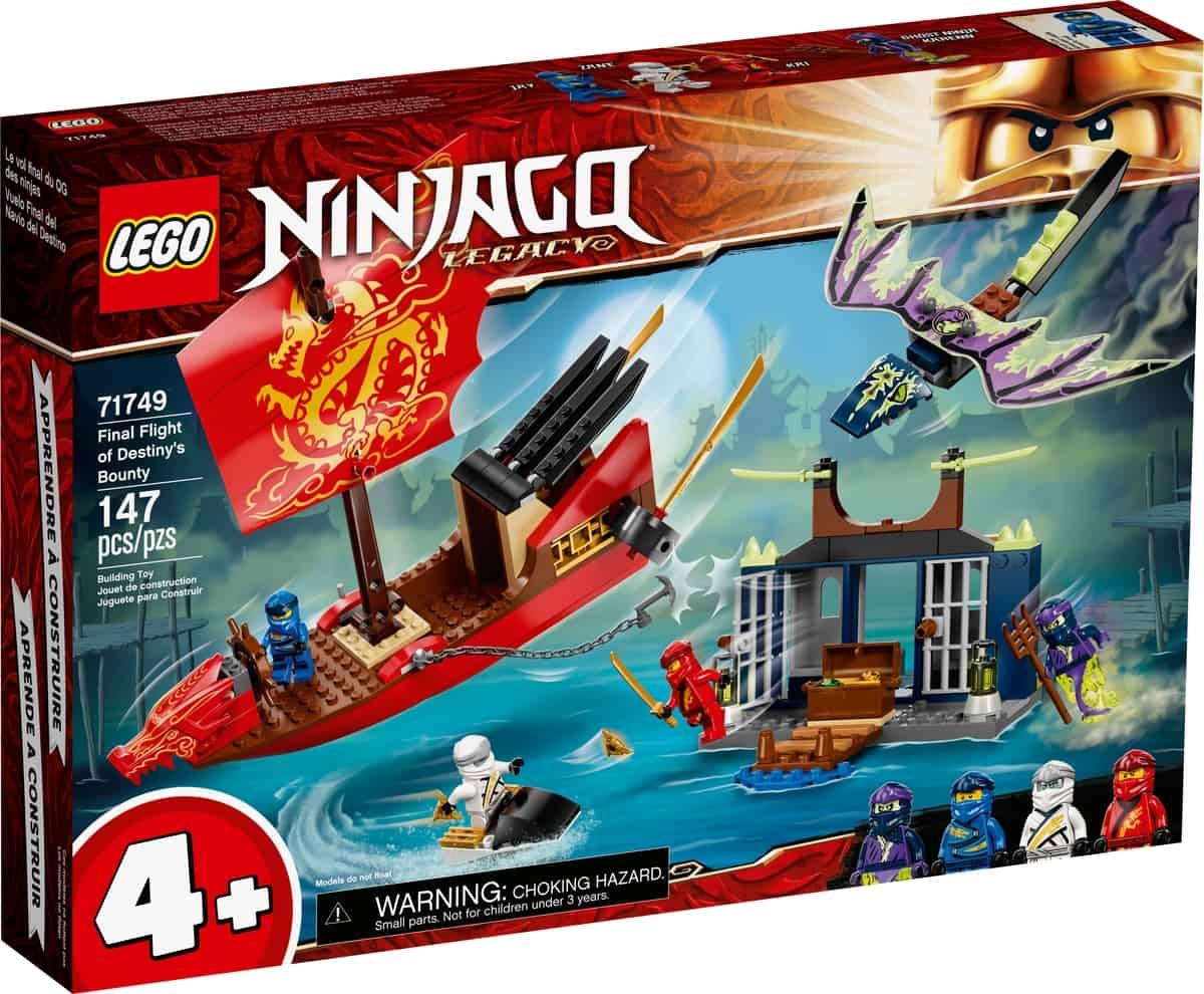 lego 71749 flug mit dem ninja flugsegler
