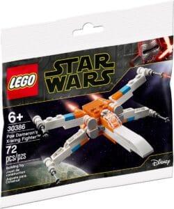 lego 30386 poe damerons x wing starfighter