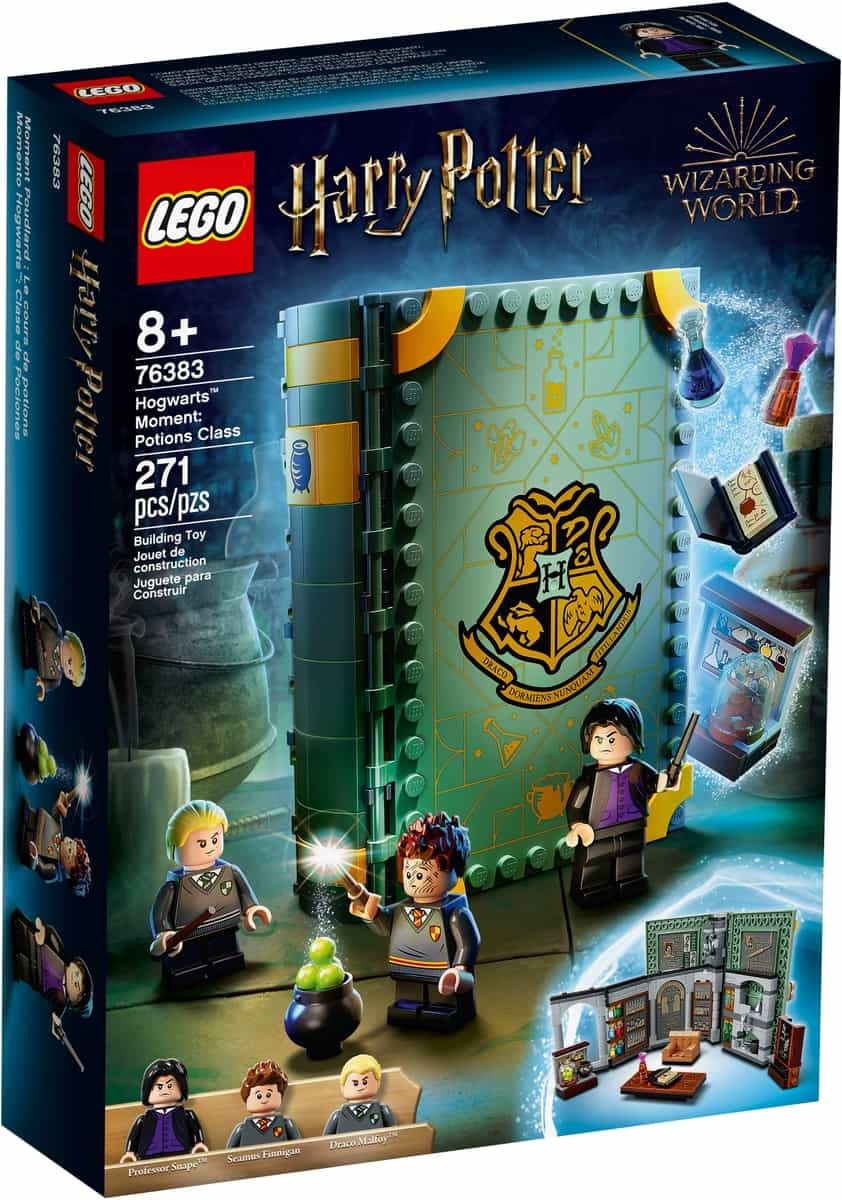 lego 76383 hogwarts moment zaubertrankunterricht