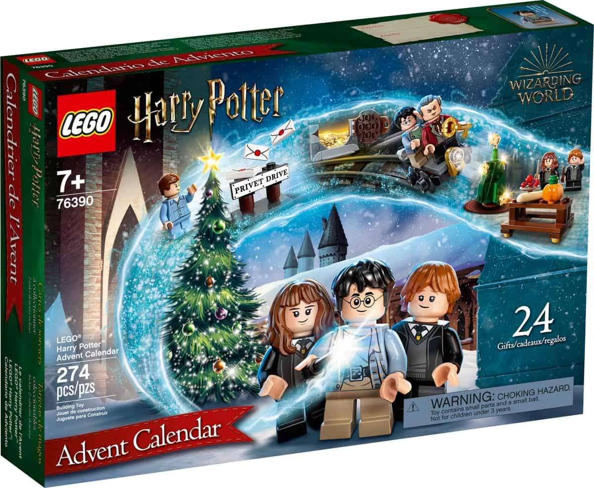 lego 76390 harry potter adventskalender