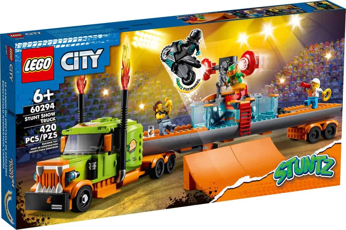 lego 60294 stuntshow truck