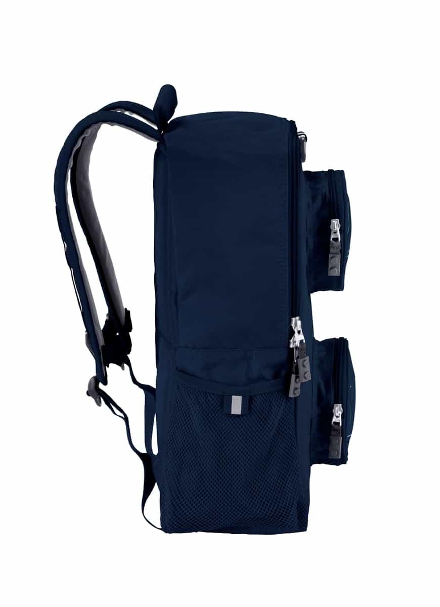 lego 5006741 stein rucksack dunkelblau